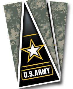 Army Cornhole Wrap
