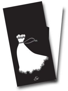 Bride & Groom Cornhole Wrap