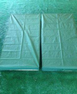 Cornhole Covers Green