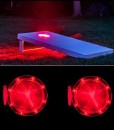 Cornhole Lights Red