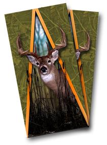Deer Cornhole Wrap