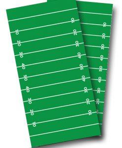 Football Cornhole Wrap