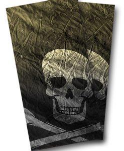 Pirate Cornhole Wrap