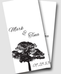 Wedding Tree Wrap