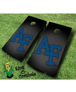 AirForce Slanted cornhole boards