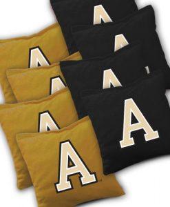 Army Black Knights Cornhole Bags Set of 8