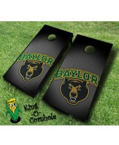 Baylor Bears NCAA cornhole boards Slanted