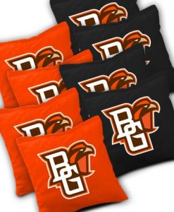 Bowling Green Falcons Cornhole Bags Set of 8