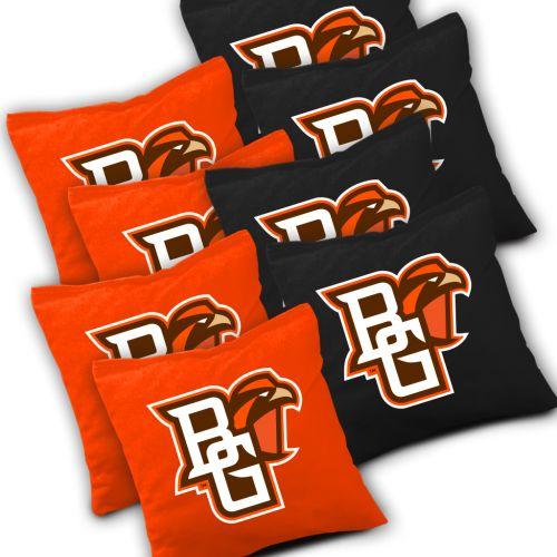 Bowling Green Falcons Cornhole Bags Set of 8