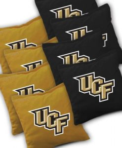 Central Florida Knights Cornhole Bags Set of 8