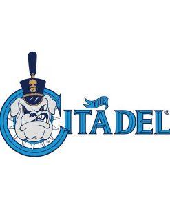 Citadel Bulldogs Cornhole Boards