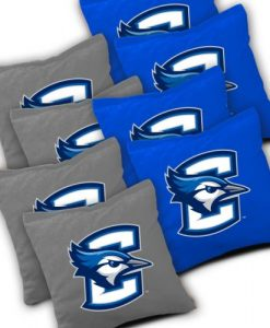 Creighton Bluejays Cornhole Bags Set of 8