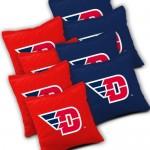 Dayton Flyers Cornhole Bags Set of 8