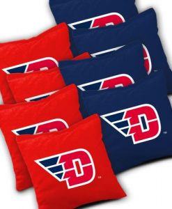 Dayton Flyers Cornhole Bags Set of 8