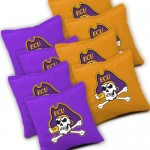 East Carolina Pirates Cornhole Bags Set of 8
