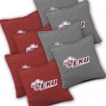 Eastern Kentucky Colonels Cornhole Bags Set of 8