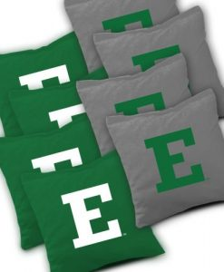Eastern Michigan Eagles Cornhole Bags Set of 8