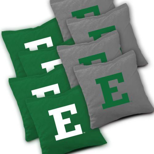 Eastern Michigan Eagles Cornhole Bags Set of 8