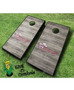 Eastern Kentucky Colonels NCAA cornhole boards Distressed