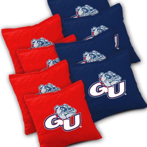 Gonzaga Bulldogs Cornhole Bags Set of 8