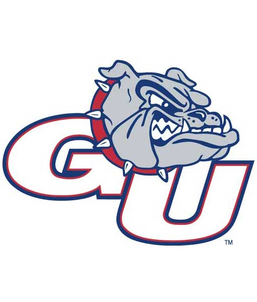 Gonzaga Bulldogs Cornhole Boards