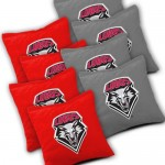 New Mexico Logos Cornhole Bags Set of 8