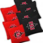 San Diego State Aztecs Cornhole Bags Set of 8