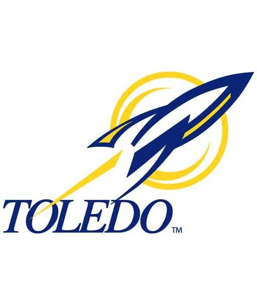 Toledo Rockets Cornhole Boards