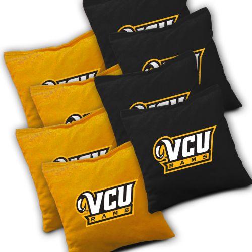 VCU Rams Cornhole Bags Set of 8