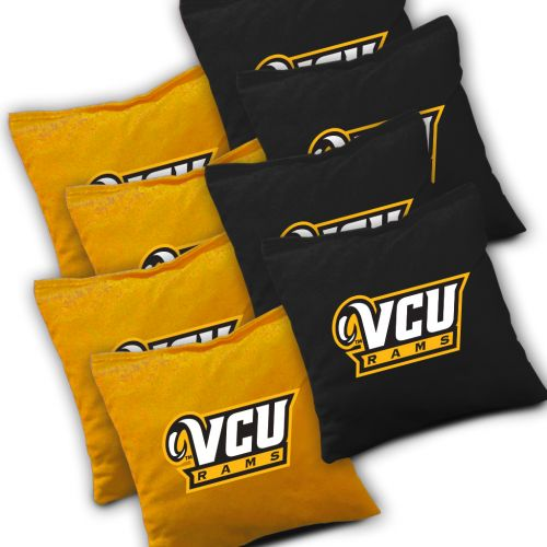 VCU Rams Cornhole Bags Set of 8