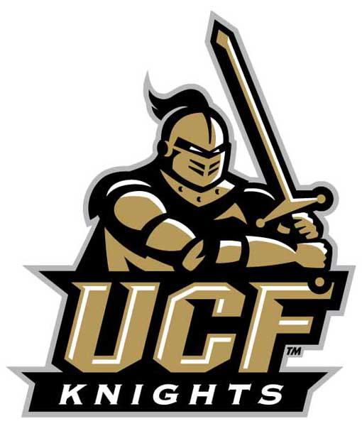 Central Florida Knights Cornhole Boards