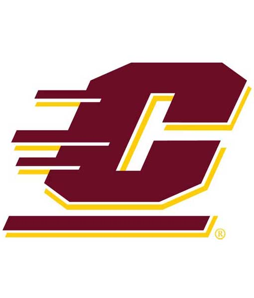 Central Michigan Chippewas Cornhole Boards