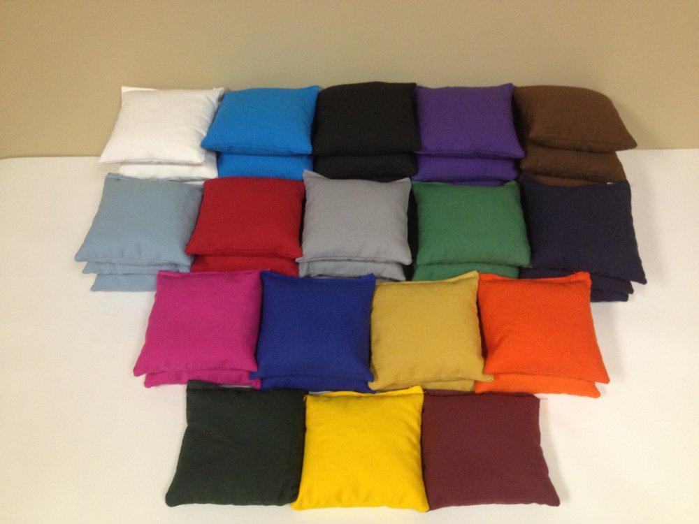 Cornhole Bags Colors