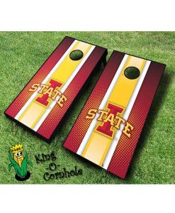 iowa state cyclones NCAA cornhole boards Stripe