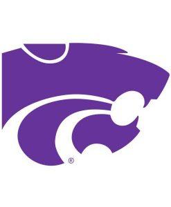 Kansas State Wildcats Cornhole Boards
