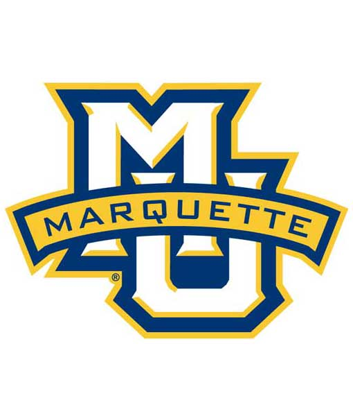 Marquette Golden Eagles Cornhole Boards