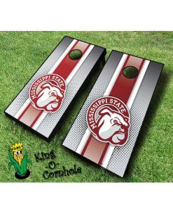 mississippi state bulldogs NCAA cornhole boards Stripe