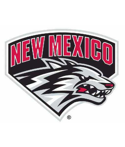 New Mexico Lobos Cornhole Boards