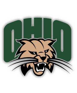 Ohio University Bobcats Cornhole Boards