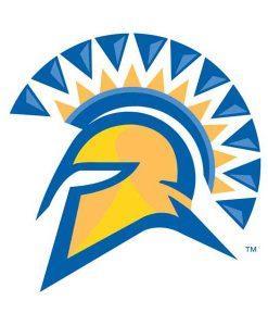 San Jose State Spartans Cornhole Boards