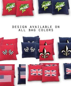 Specialty Cornhole Bags Detail