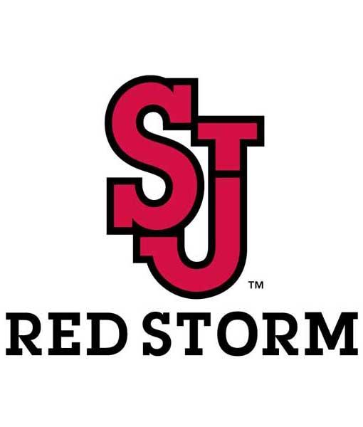 St Johns Red Storm Cornhole Boards