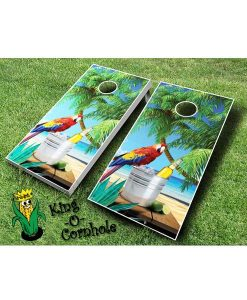 Themed Cornhole Boards