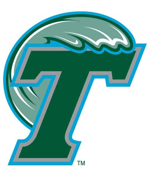 Tulane Green Wave Cornhole Boards