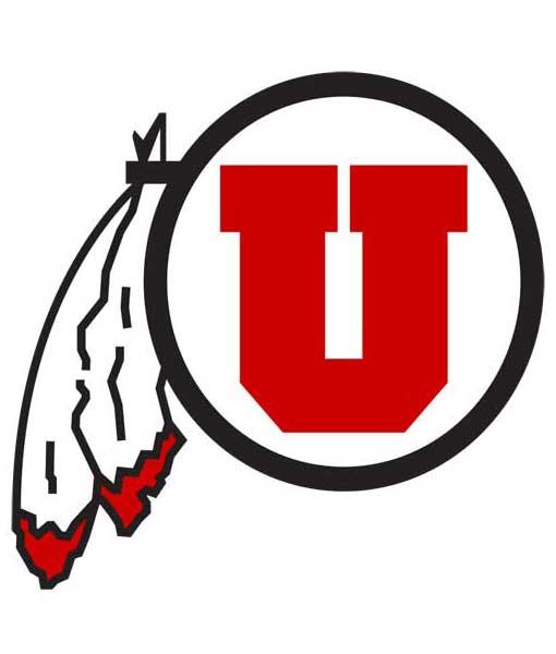 Utah Utes Cornhole Boards