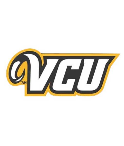 Virginia Commonwealth VCU Rams Cornhole Boards