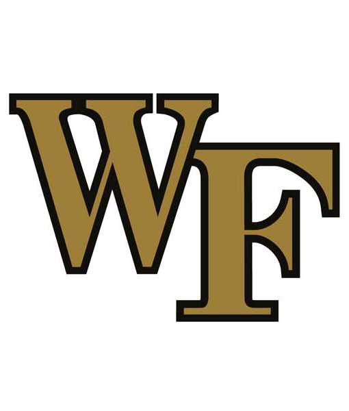 Wake Forest Demon Deacons Cornhole Boards