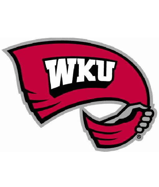 Western Kentucky Hilltoppers Cornhole Boards