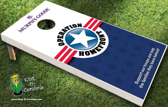 Brand Custom Cornhole Boards