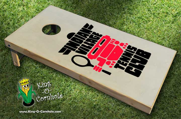 Logo Custom Cornhole Boards